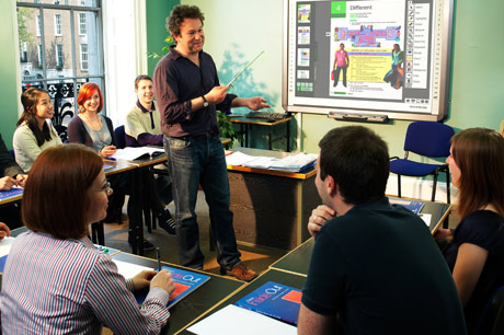 Sprachschule Horner School of English Dublin